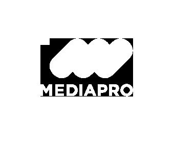 logo Mediapro. Colaborador CMBMediala