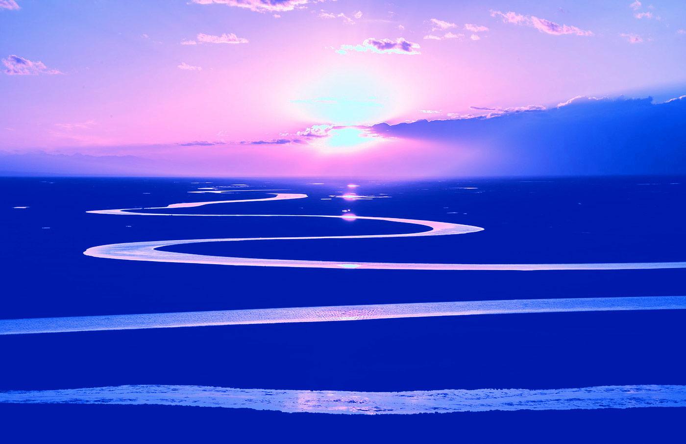 Atardecer de un río CMBMediala es una consultoría de servicios de gestión y resolución de conflictos