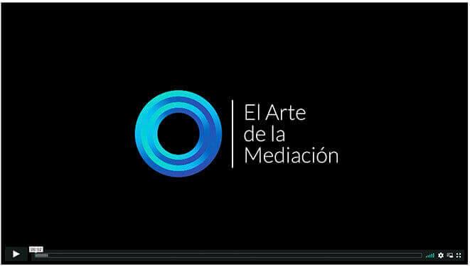Formación online. Logo.El arte de la mediación.